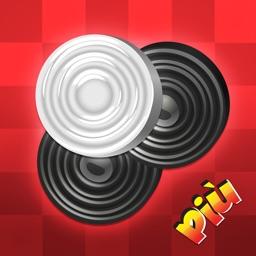 Checkers Plus - Board Game