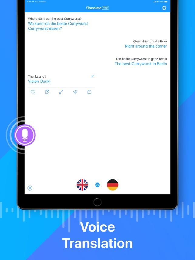 iTranslate Translator on the App Store