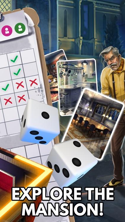 Clue: The Classic Mystery Game screenshot-5