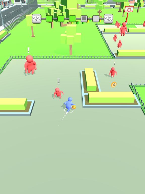 Basket Dunk 3D screenshot 10