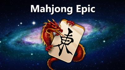 Screenshot of Mahjong Epic4