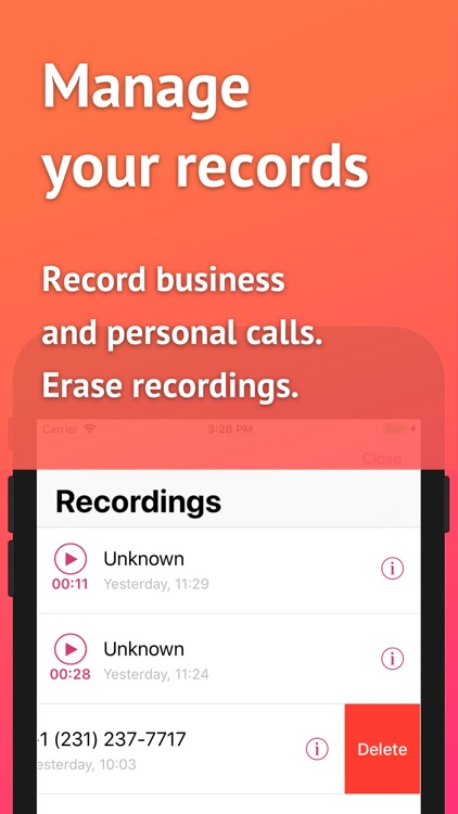 USA Call Recorder screenshot-6