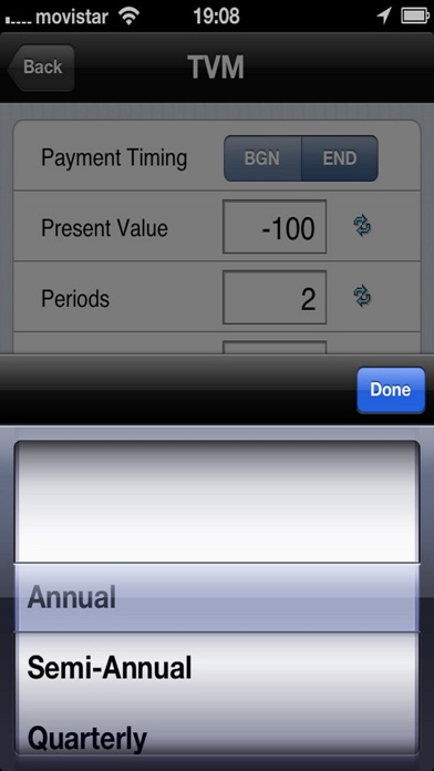 Financial Calculator review screenshots