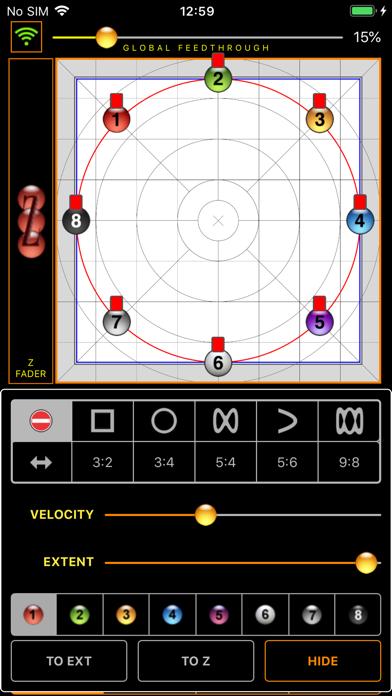 X Air Axis screenshot 3