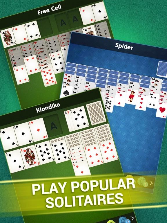Magic Solitaire - Card Games screenshot 6