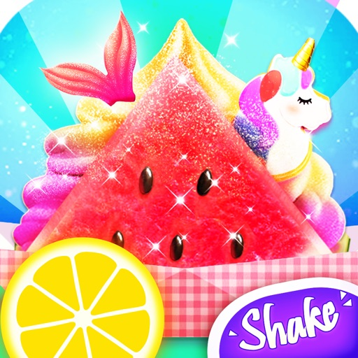 Unicorn Chef: Ice Foods Games iOS App