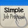 Simple Job Proposal - Jeremy Breaux Cover Art