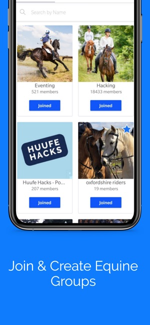 Huufe: For Equestrians on the App Store
