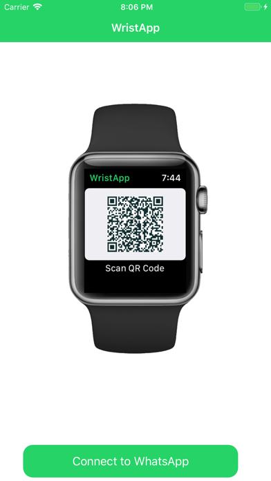 WristApp for WhatsAppのおすすめ画像1