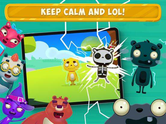 LOL Bears ™ Prank Picnic Game screenshot #6