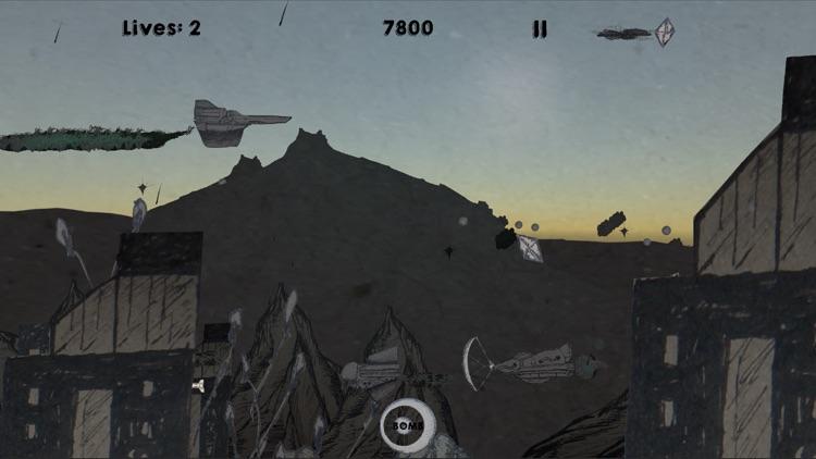 Weltraum Tinte screenshot-5