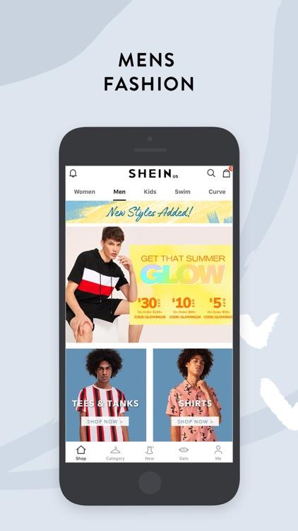 SHEIN-Fashion Shopping Online screenshot-5