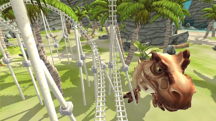 VR Jurassic Dino Park World screenshot-7