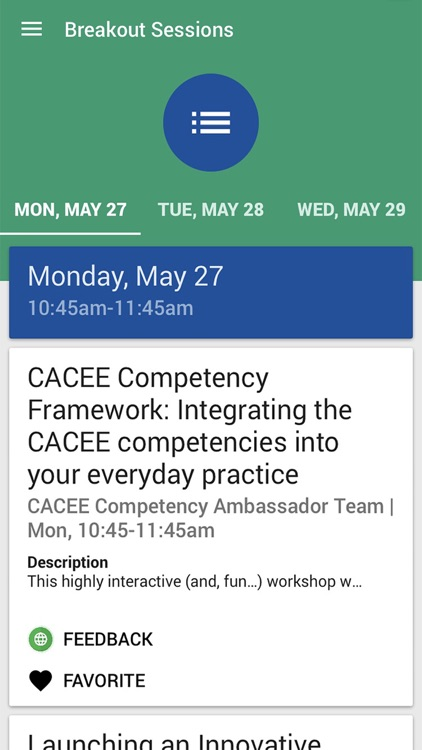 CACEE National Conference