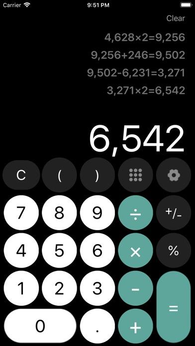 Fang Calculator+ screenshot #3