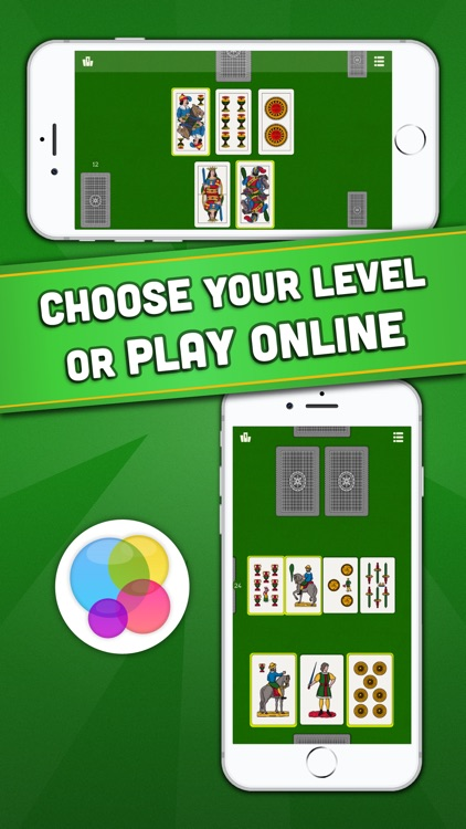 La Scopa - Classic Card Games screenshot-3