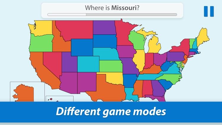 StudyGe-World map geography screenshot-4