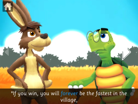 Tortoise and Hare (TaleThings) screenshot 5