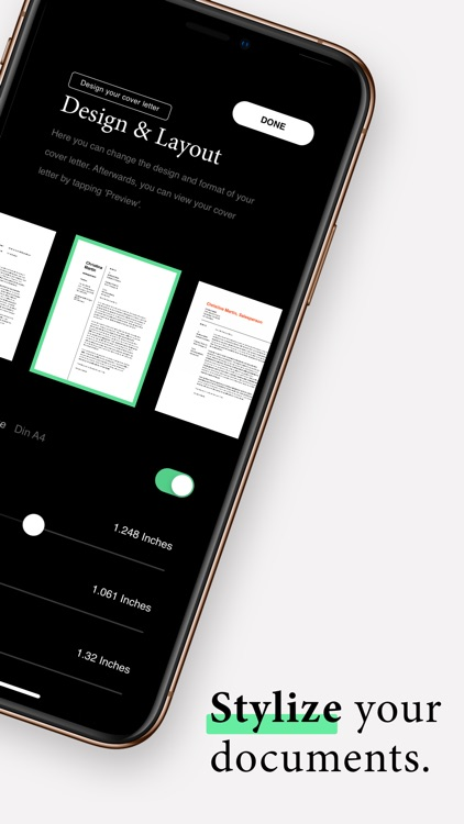 CV Maker · screenshot-5