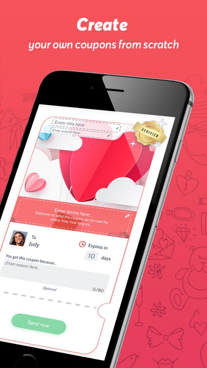 Couple Coupons: The Love App screenshot-4