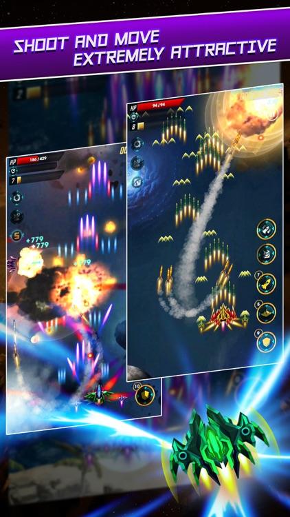 Galaxy Shooter: Building Skill screenshot-4