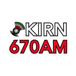 670AM KIRN Radio Iran