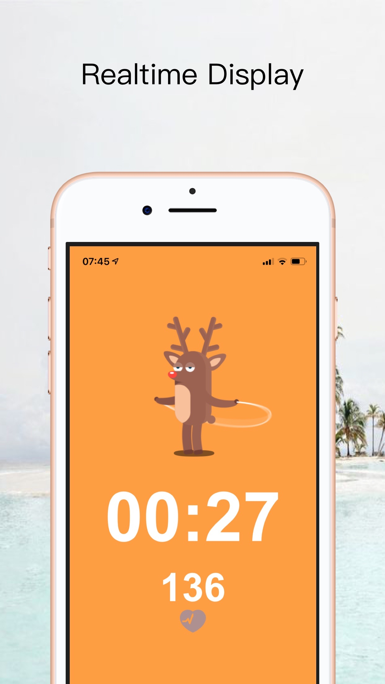 Screenshot do app YaoYao - Jump Rope
