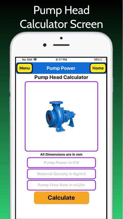 Pump Power Pro screenshot 4