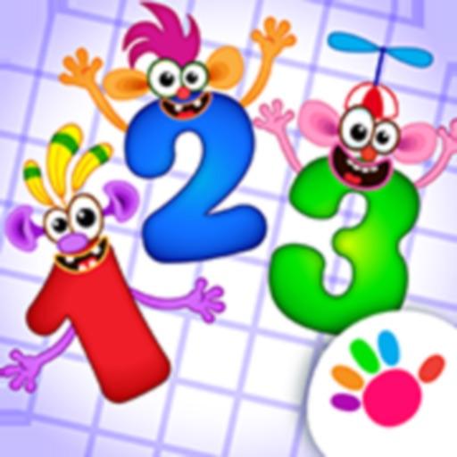 Bini 123 Counting Games 4 Kids