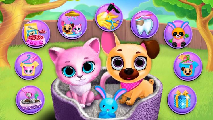 Kiki & Fifi Pet Friends screenshot-0