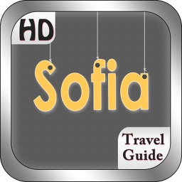 Sofia Offline Map City Guide