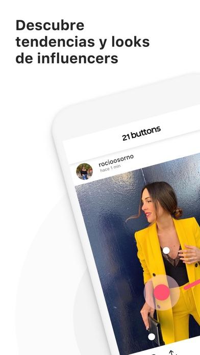 Descargar 21 Buttons: Fashion Network para Android