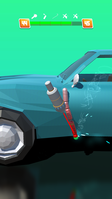 Car Restoration 3D screenshot 6