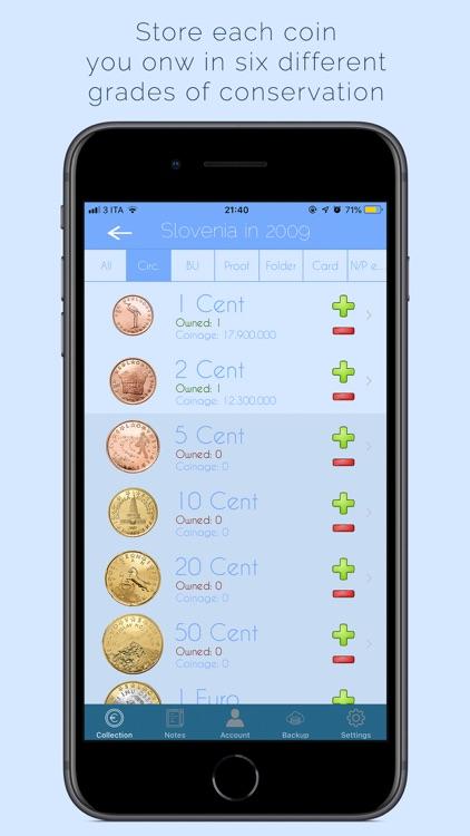 Euro Coins Album screenshot-4