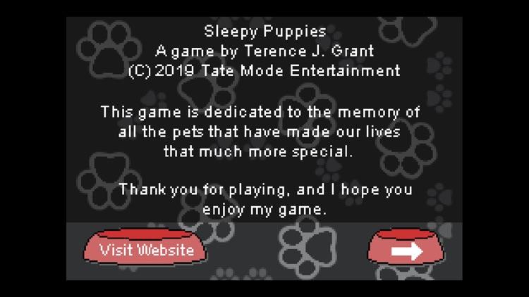 Sleepy Puppies Mobile screenshot-7