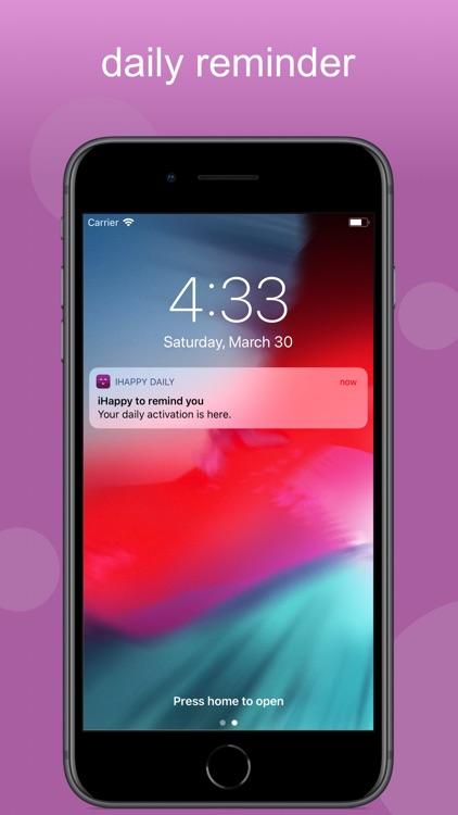 iHappy Daily screenshot-4