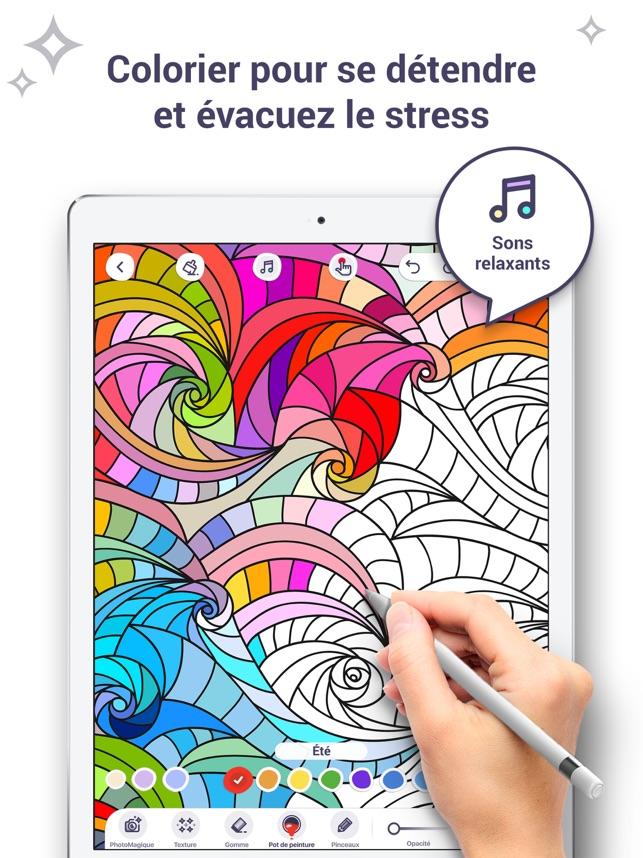 Livre De Coloriage Pour Moi Dans L App Store