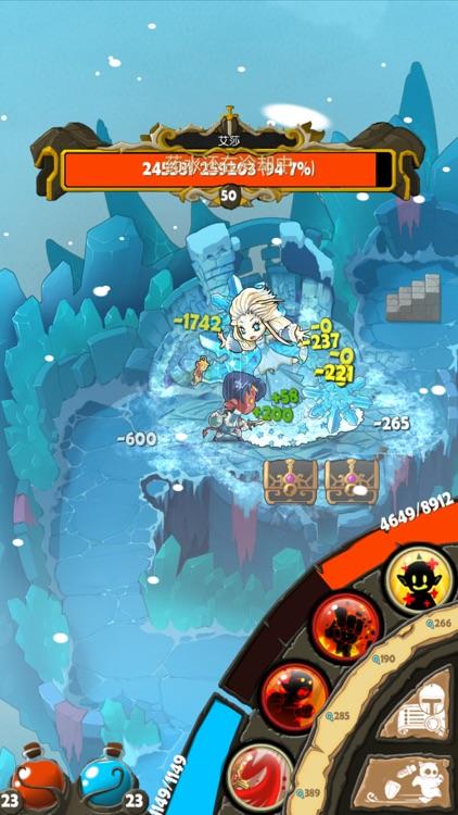 撸撸塔-RoguelikeRPG screenshot-5