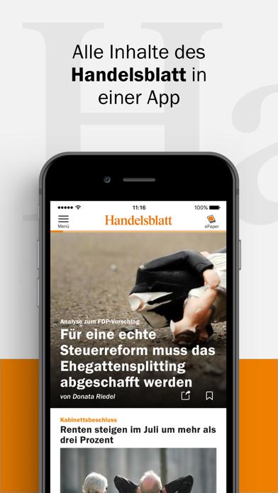 download Handelsblatt - Nachrichten indir ücretsiz - windows 8 , 7 veya 10 and Mac Download now