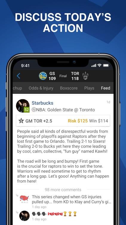 Onside Sports:The Betting Edge screenshot-5