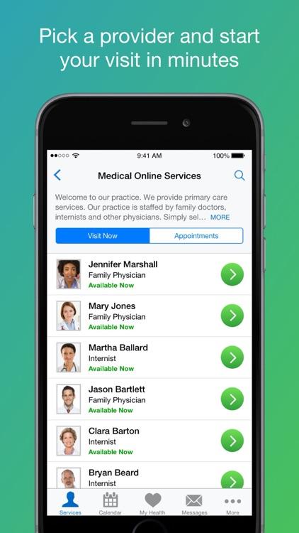 Nuvance Health Virtual Visits