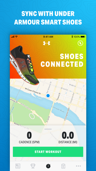 Map My Run by Under Armour screenshot four