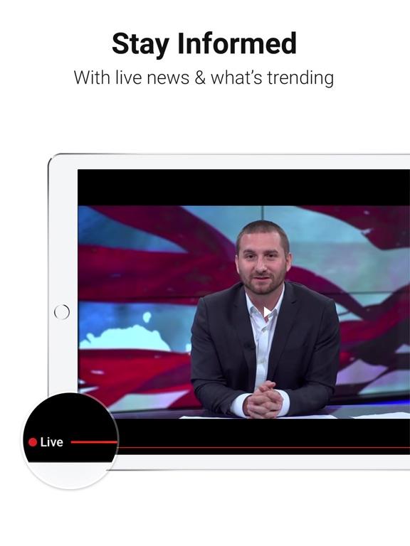 Screenshots iPad