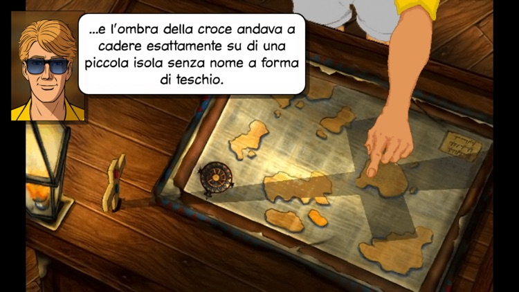 Broken Sword 2: Rimasterizzato screenshot-1