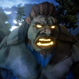 Finding Hunter:Bigfoot Monster