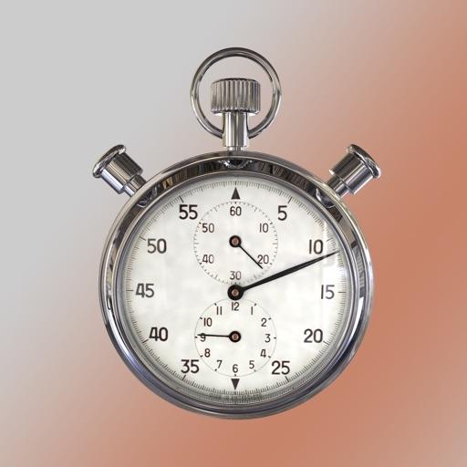 ClockZone: Chrome Stopwatch Ed