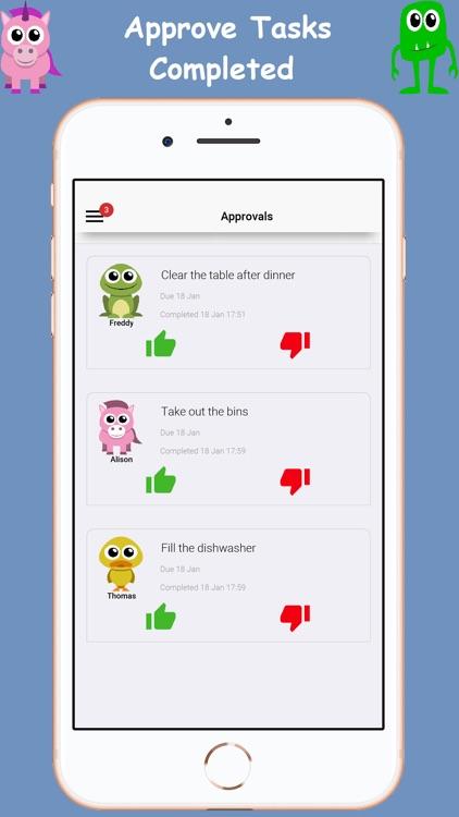 Star Chores - Task Manager screenshot-4