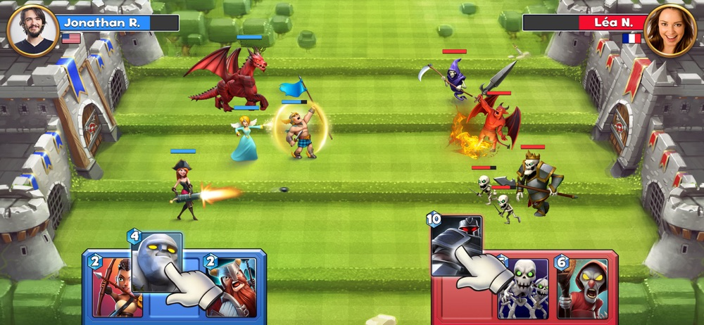 Castle Crush: Epic Card Games Cheat Codes