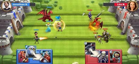 Castle Crush: Epic Card Games