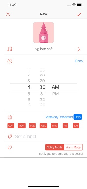 Chimes - clock chime on the App Store